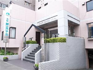 小田急線・相鉄線大和駅前徒歩2分のビジネスホテル