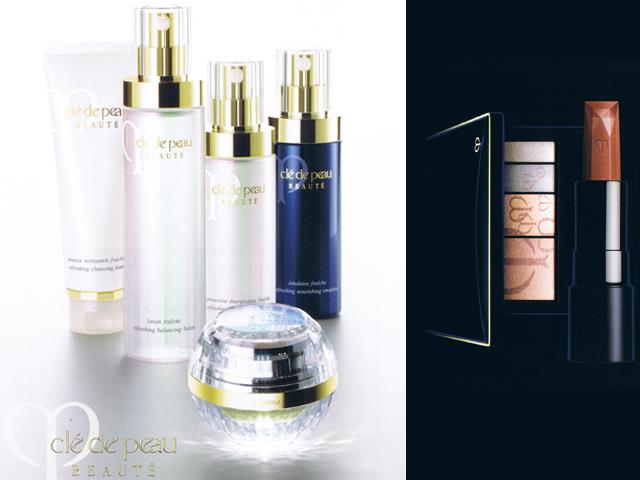 <クレ・ド・ポーボーテ> 自ら輝く肌へ… 内側から輝きを放つ肌の実現を可能にした「ブリリアントセルマネージメント」 ダイアモンドのような輝きのある肌へ導きます